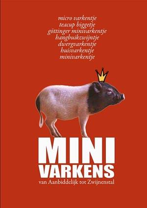 Miniboekje Minivarkens